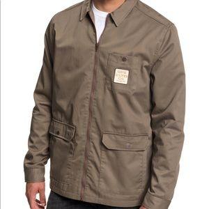 Men's quiksilver Mashu Times Workwear Jacket